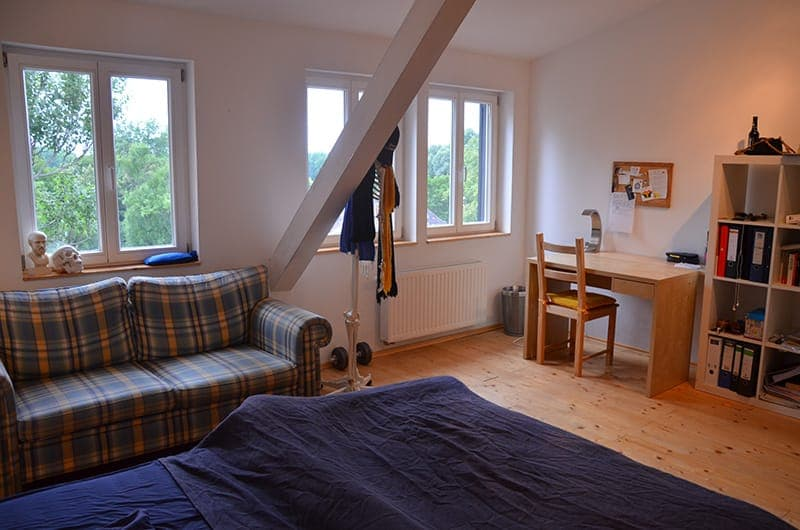 Zimmer 2. OG